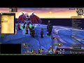World of Warcraft: Legion - Gul'dan fight - Nighthold Raid Ending - 1080p 60fps no commentary
