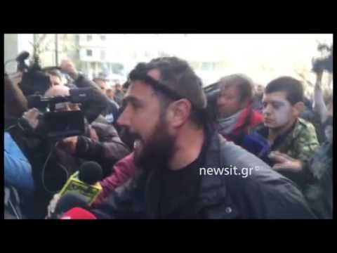 Οργισμένοι αγρότες στην Αθήνα