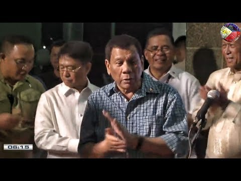 DUTERTE NEWS REPORT DECEMBER 14, 2017 | PRESS CONFERENCE Ni TATAY DIGONG DUTERTE SA FORT BONIFACIO !