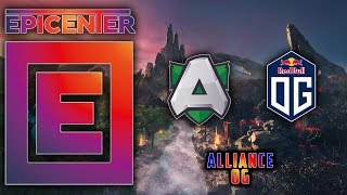Alliance vs OG | EPICENTER Major 2019