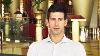 Novak Djokovic Back For His Favourite Tournament
