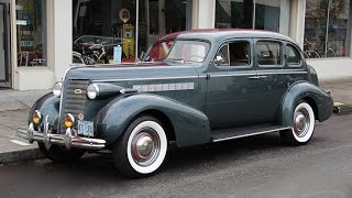 1937 Buick Special Sedan. Charvet Classic Cars