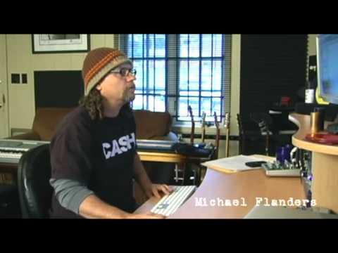 MIKE FLANDERS (studio talk)