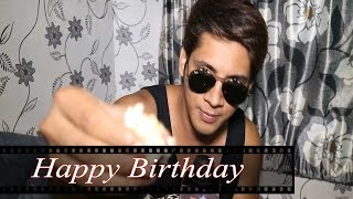 ayaz ahmed celebrates his birthday with india forums