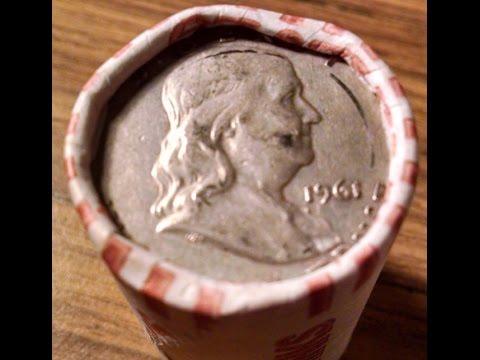 Silver Searcher: Big Silver ! ! Coin Roll Hunting for Silver e14