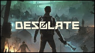 DESOLATE - New Spooky Survival Game - Story, Crafting, Creatures - Desolate Gameplay Early Access #1