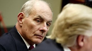 John Kelly Speaks Out About White House Tenure In New Interview | NBC Nightly News