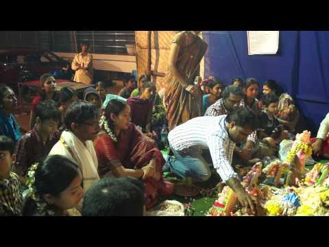 Lord Ganesh Puja At Hyderabad