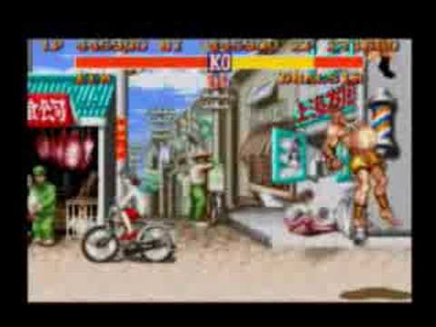 Street Fighter II On Crack!!