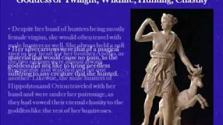 Artemis - The Greek Goddess of Twilight, Wildlife, Hunting, Chastity