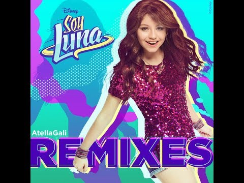 Soy Luna Atellagali Remix CD Completo