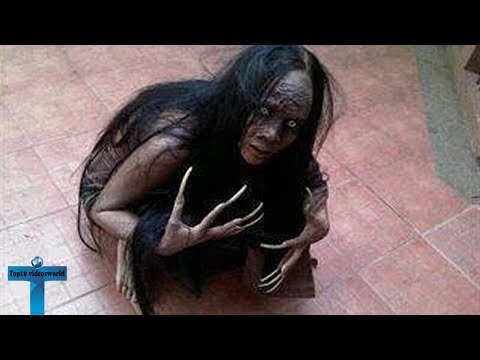Top 10 Witches Caught On Camera & Spotted In Real Life - Unbelievable Real Witchcraft