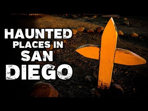 6 Most Haunted Places in San Diego | Ghost stories, Haunted House, Hotels & Cemetery