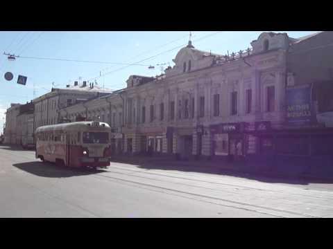 Нижний Новгород, Рождественская улица.MP4