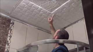 Stropiyer ve Tavan Kaplama Nasıl Yapılır