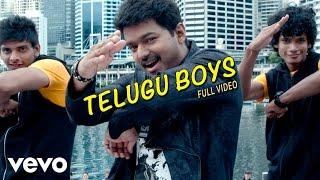 Anna - Telugu Boys Video   Vijay, Amala Paul