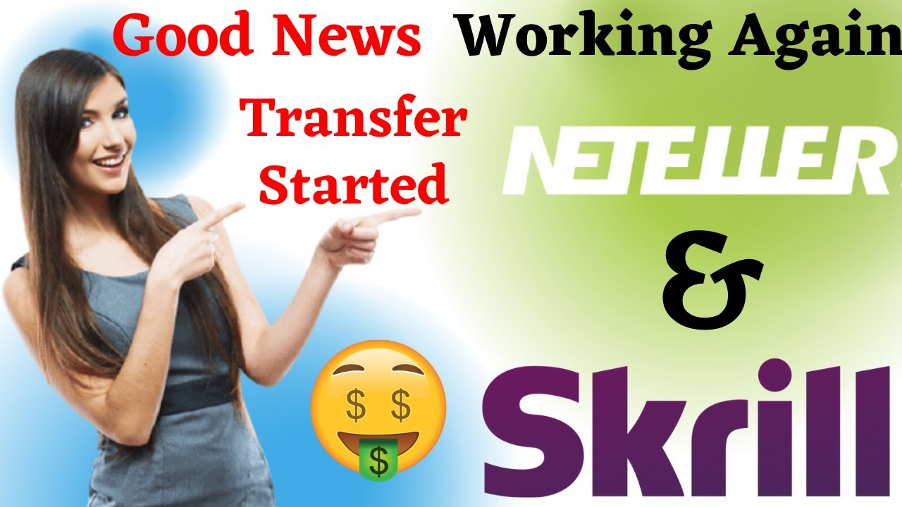 skrill p2p resumed again in India| Neteller p2p transfer started again in India.