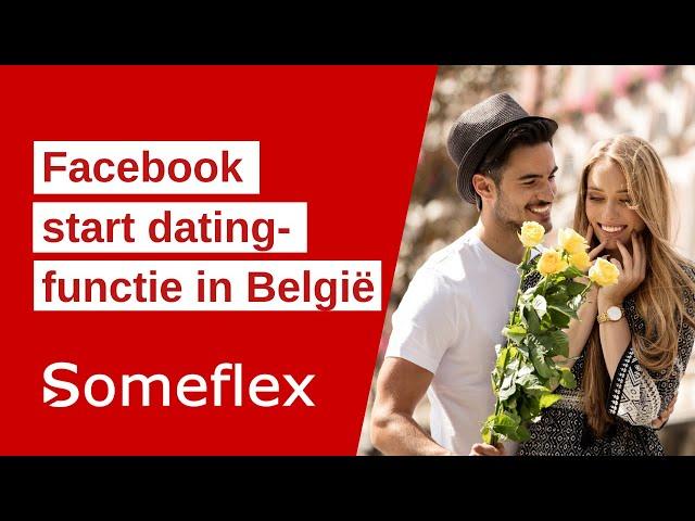 Dating op Facebook dankzij Facebook crush