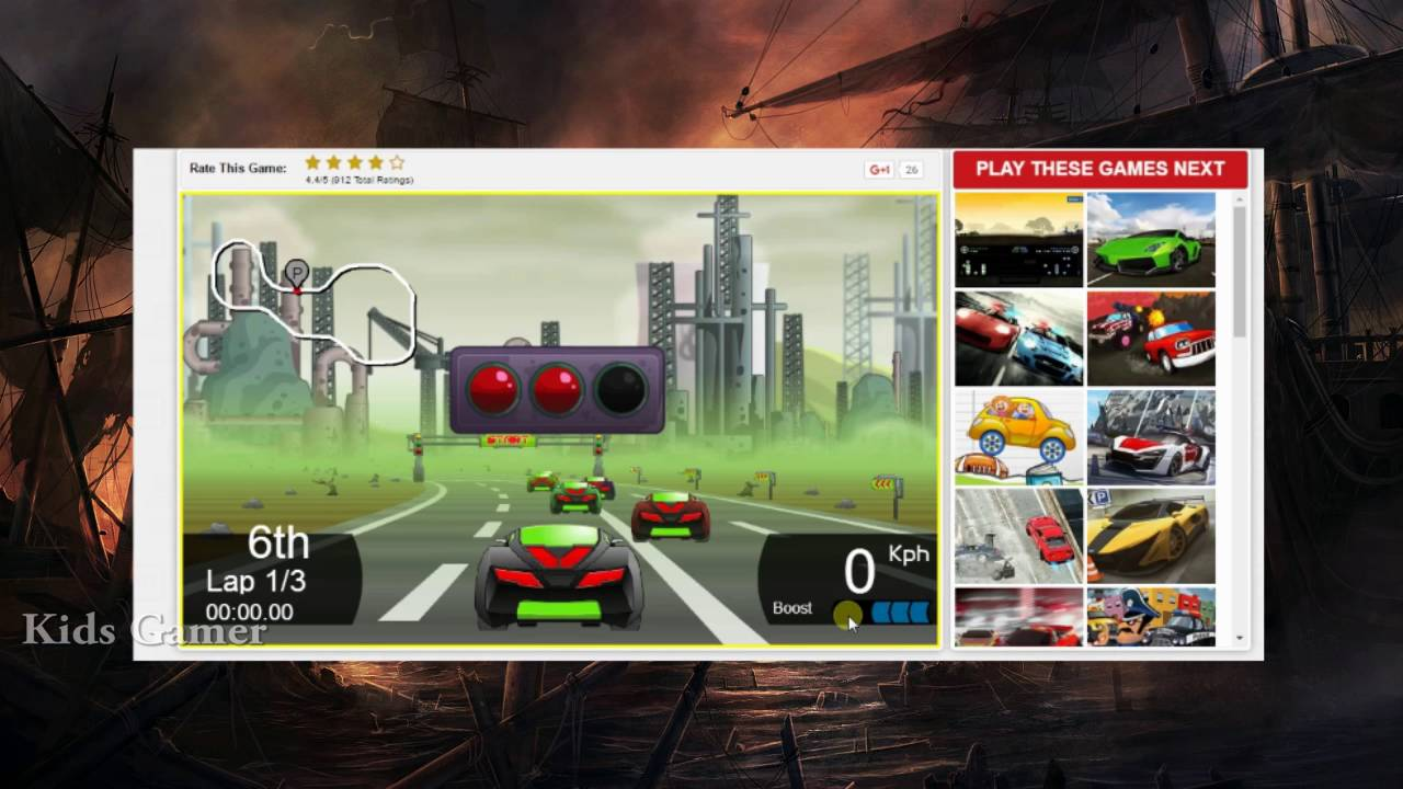 play stunt 3d cars multiplayer car games online free driving games to play kids videos