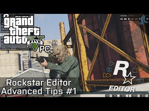 GTA V PC: Rockstar Editor Advanced Tips #1