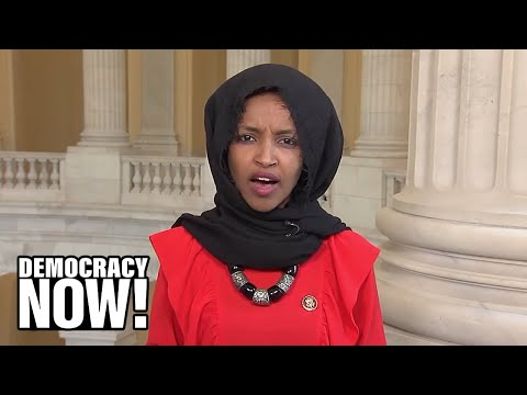"Rep. Ilhan Omar: U.S. Policies, ""Bullying"" Have Led To The Devastation In Venezuela"
