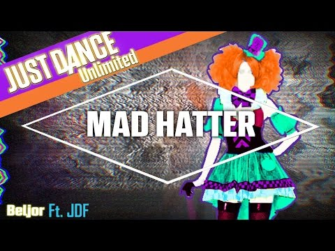 Just Dance 2017 - Mad Hatter by Melanie Martinez - Fanmade Collab Mashup.