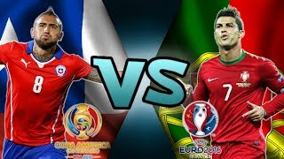 #Noticias #Chile vs #Portugal 2017