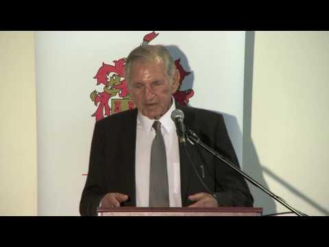 Doctor of Philosophy (PhD), honoris causa, Dr Dirk Mudge