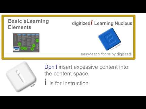 Instructional Design Basics - Basic Do's and Don'ts