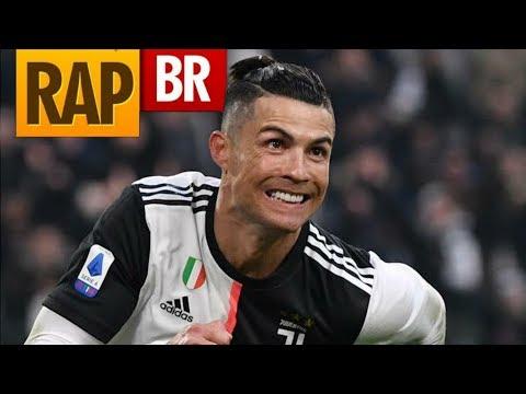 Rap Do Cristiano Ronaldo (Juventus) 2020   MOTIVAÇÃO! - Tauz Remake Ft. Akashin Rap