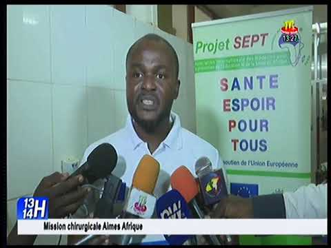 AIMES AFRIQUE : Mission Médico Chirurgicale en zones rurales au Togo Projet SEPT Union Européenne