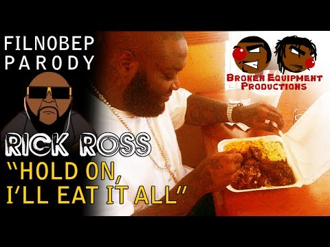 Rick Ross - Hold On, I'll Eat It All (Drake Remix)