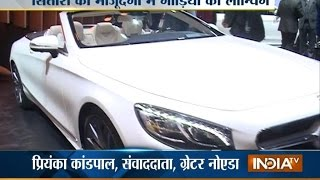 Auto Expo 2016: Mercedes Benz S Class Launched, Know its Specifications