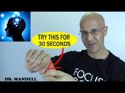 🧠 BLUFF THE BRAINGET HIGH NATURALLY IN 30 SECONDS - Discovered by Dr Alan Mandell DC