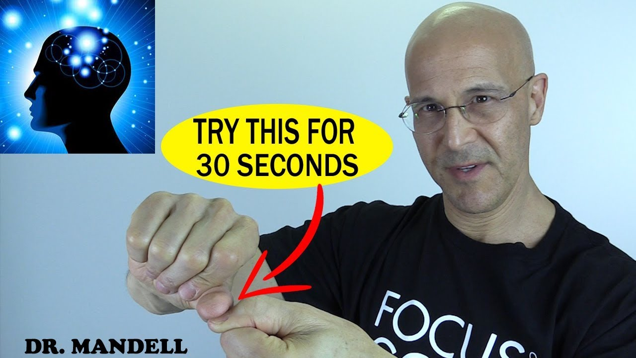 🧠 BLUFF THE BRAIN...GET HIGH NATURALLY IN 30 SECONDS - (Discovered by Dr Alan Mandell, DC) by motivationaldoc