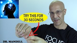 🧠 BLUFF THE BRAIN...GET HIGH NATURALLY IN 30 SECONDS - (Discovered by Dr Alan Mandell, DC)