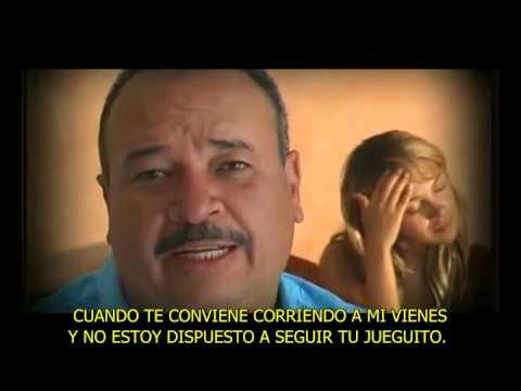 Me tomas y me dejas - Luis Alberto Posada-Video con subtitulos-Letra