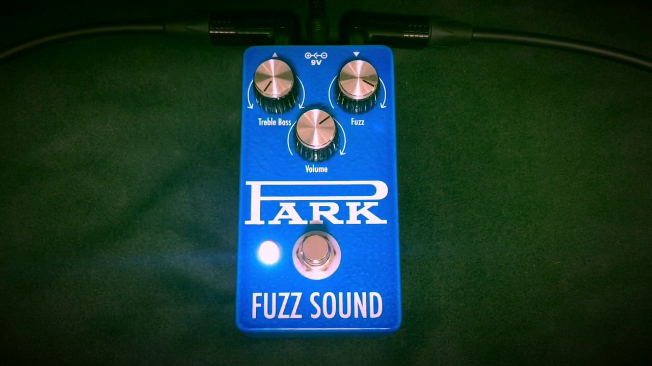 earthquaker devices park fuzz sound review youtube. Black Bedroom Furniture Sets. Home Design Ideas