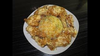 Острые куриные крылышки в духовке. Бюджетное блюдо. Быстро и вкусно.