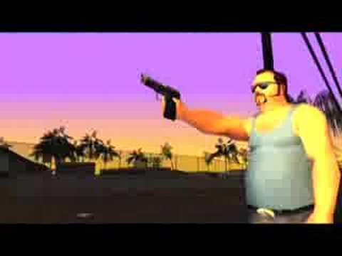 GTA Vice City Stories Official Trailer #2 (PSP)