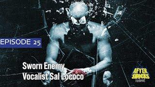 Jamey Jasta Belongs On Hardcore's Mount Rushmore – Sworn Enemy Vocalist Sal Lococo