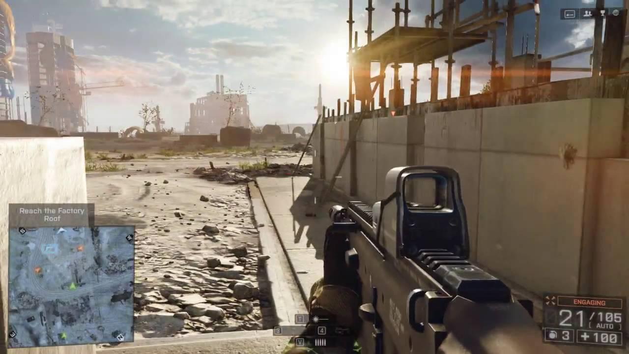 Battlefield 4 – Đỉnh cao game hành động bắn súng mọi thời đại