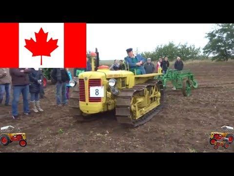 Modified Hindustan Tractor In CANADA