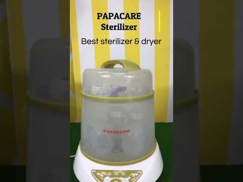 Twins Baby - Papacare Sterilizer & Dry Out