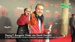"""Georg P. Bongartz (Vater von David Garrett) @ """"Der Teufelsgeiger"""" Premiere in München"""