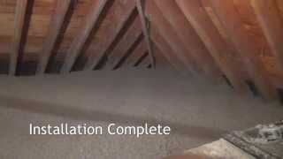 Loose Fill Cellulose Insulation