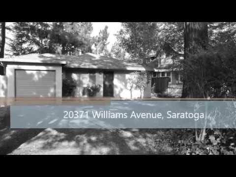 20371 Williams Avenue, Saratoga
