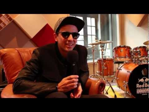 Boys Noize Interview 2012 - Speaking to Different Drum with Jay Easton