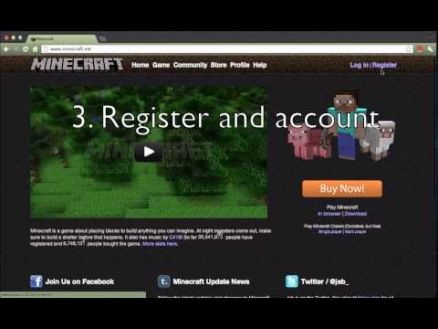 (Paid) How to Download Minecraft