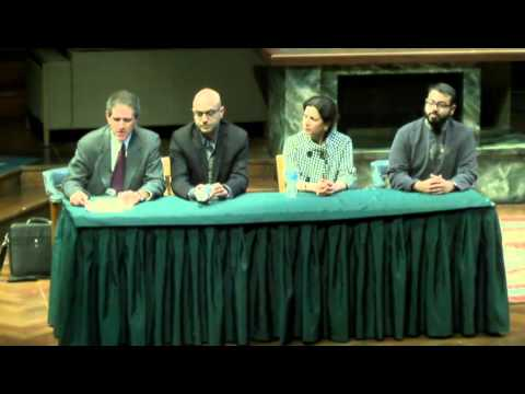 Panel—Public Perceptions of Islam in Post 9/11 America with Ayad Akhtar—St. Louis, MO
